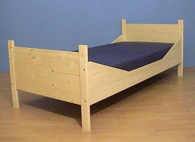 1-p.bed RONALD 80x180 t/m 100x220