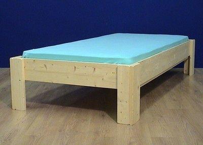 1-p.bed BAS 80x180 t/m 100x220